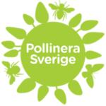 Grupplogga för Intern nätverksgrupp – Pollinera Sverige